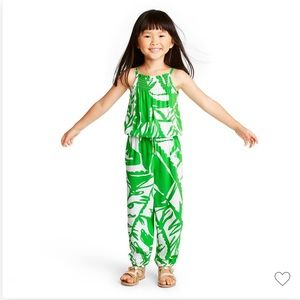 18m Lilly Pulitzer Toddler Girl Boom Boom Jumpsuit